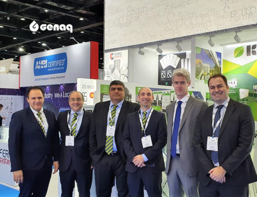 GENAQ brings its Water from Air Generators to the Big Five