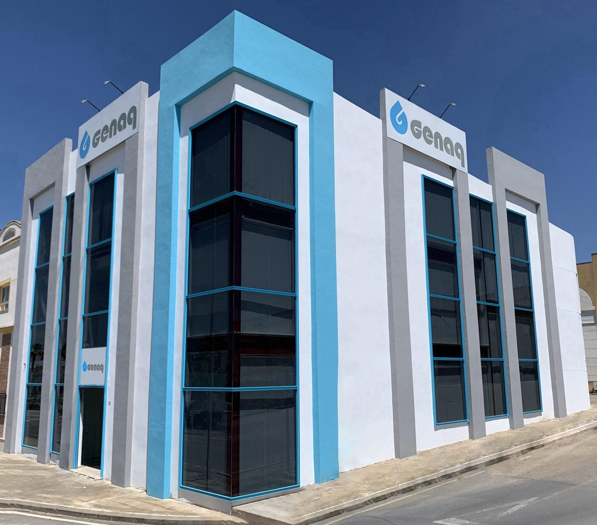 GENAQ Facilities scaled - GENAQ presenta sus nuevas instalaciones