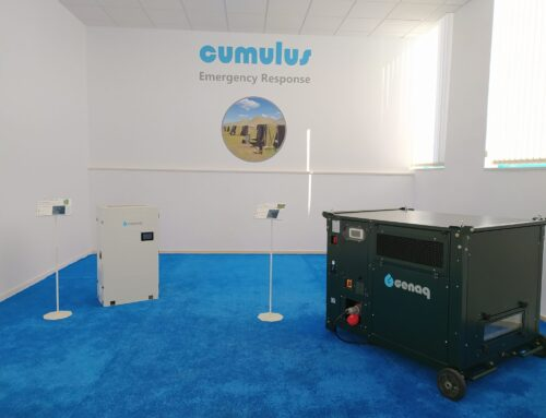 GENAQ: Generación de agua sin suministro previo