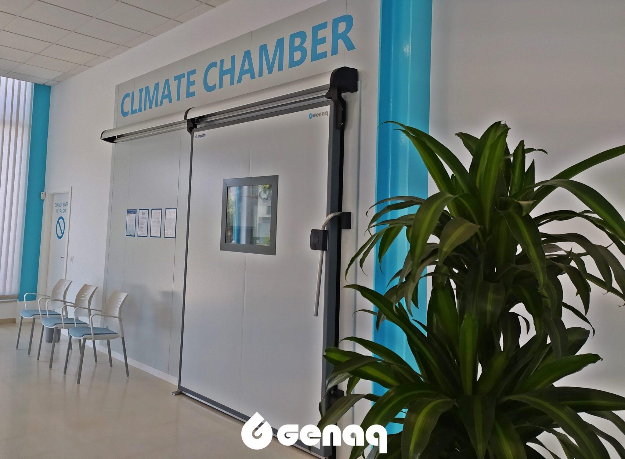 genaq 200702 scaled - El agua de GENAQ: Generación certificada